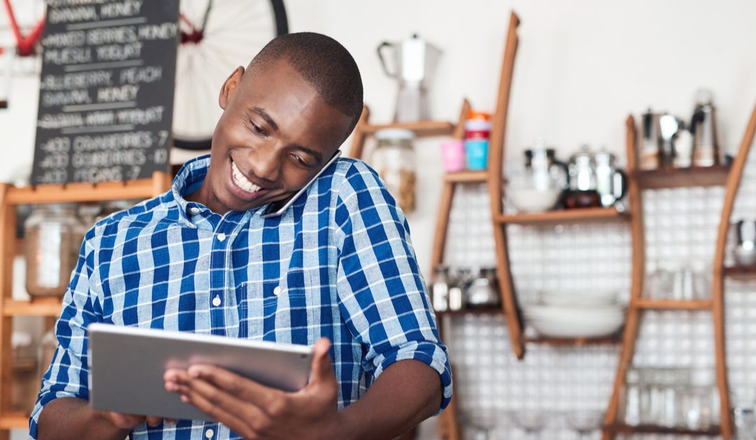 Here Are 2 Big Steps You Can Take To Bring Your Small Business Online